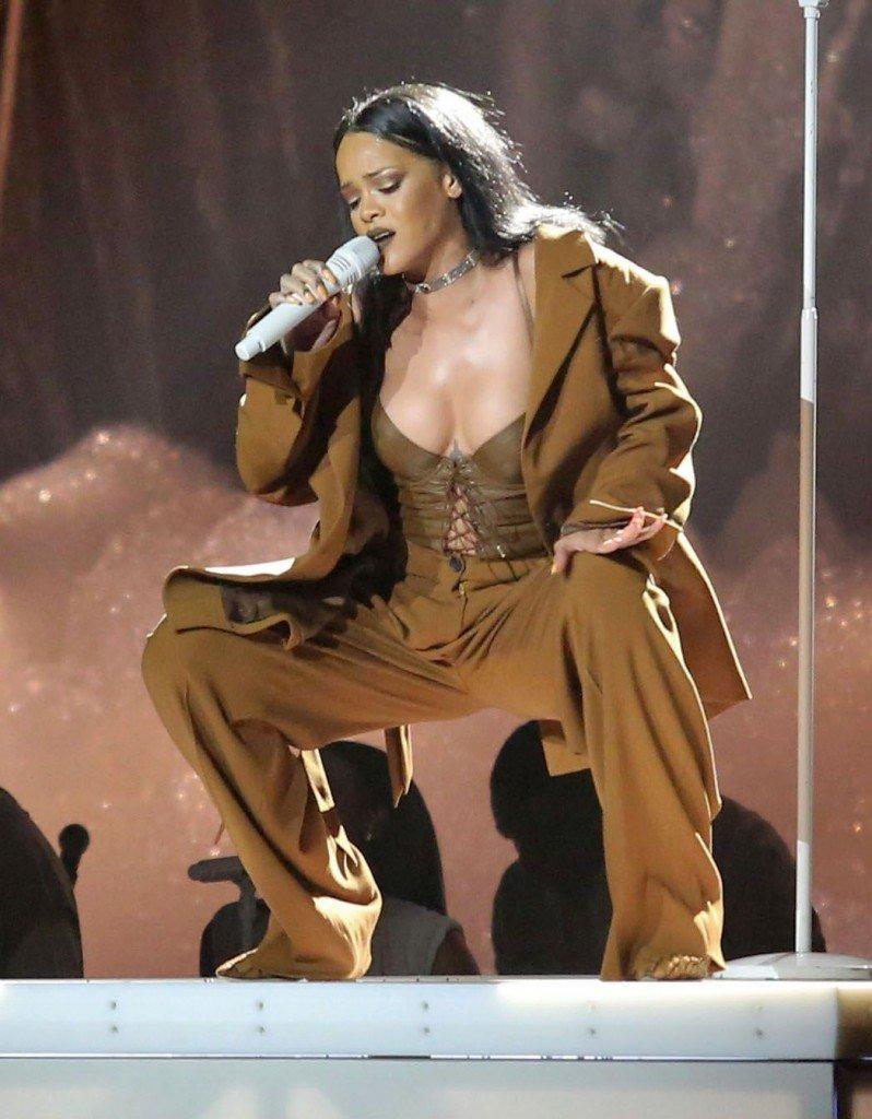 Rihanna See Through Sexy 2