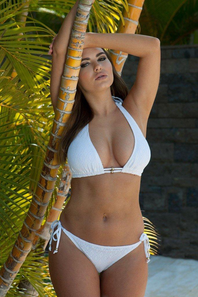 Sabine Jemeljanova Sexy and Topless (4 Photos)