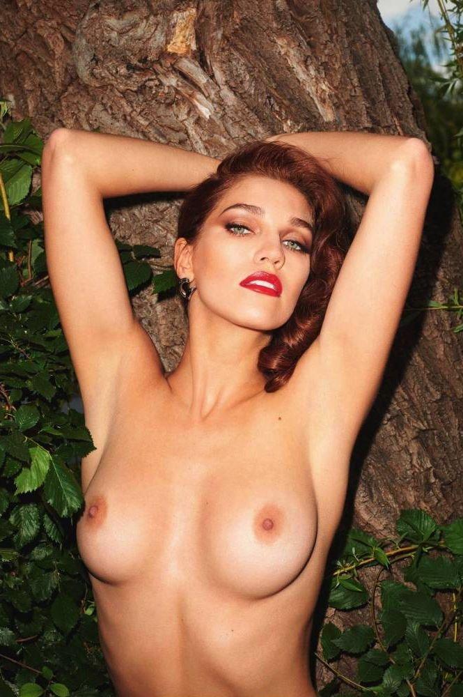 Samantha Gradoville Topless 6