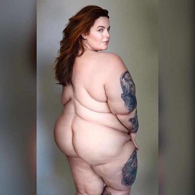 Tess Holliday Nude (1 Photo)