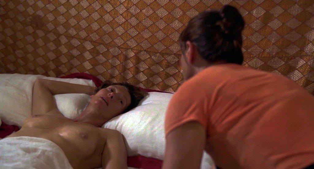Tilda Swinton Nude – A Bigger Splash (2015) HD 1080p