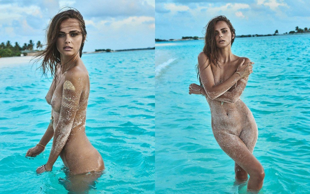 Xenia Deli Nude & Topless (15 Photos)