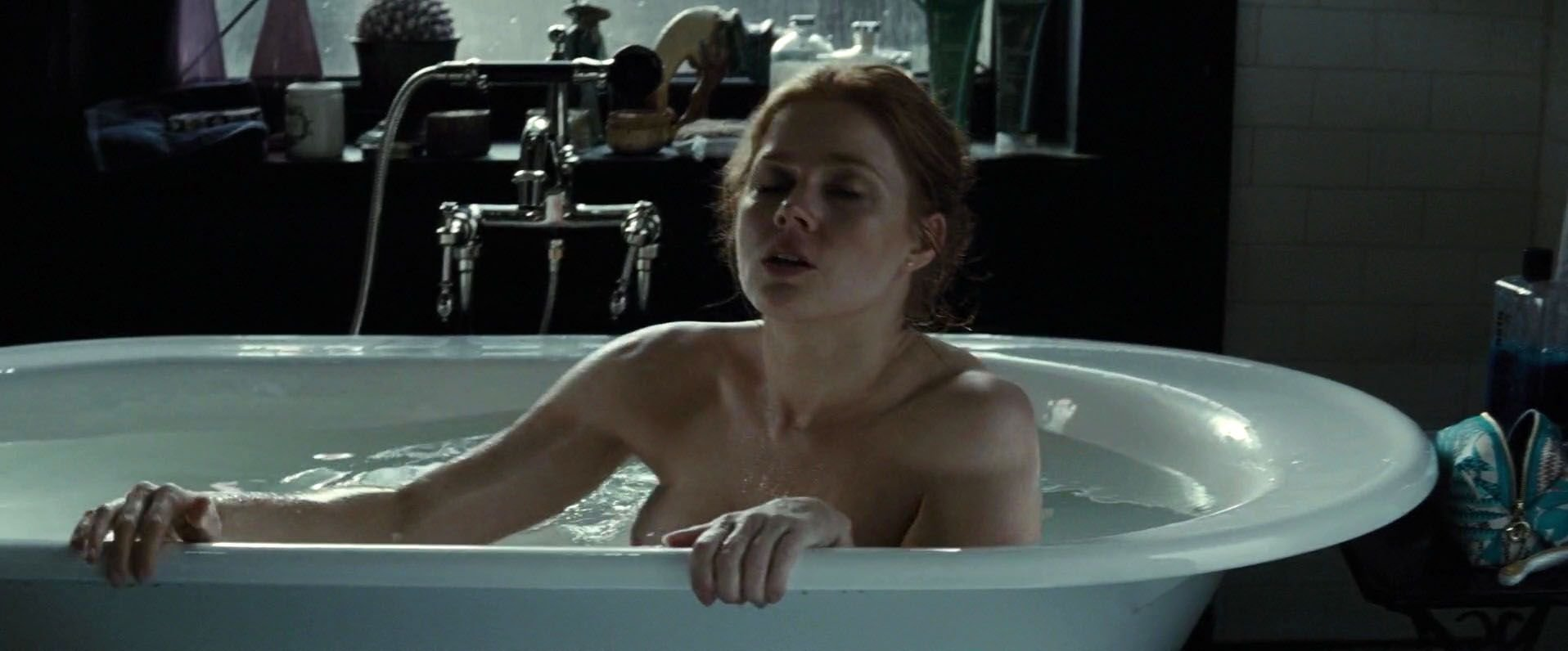 amy adams topless
