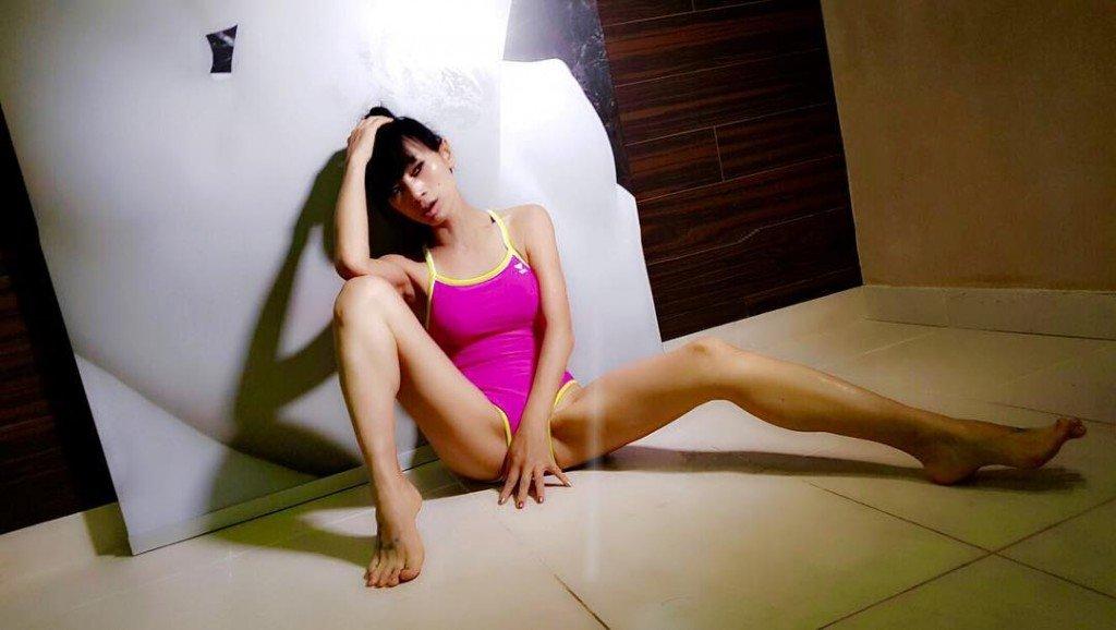 Ling Bai Nude Pics 111