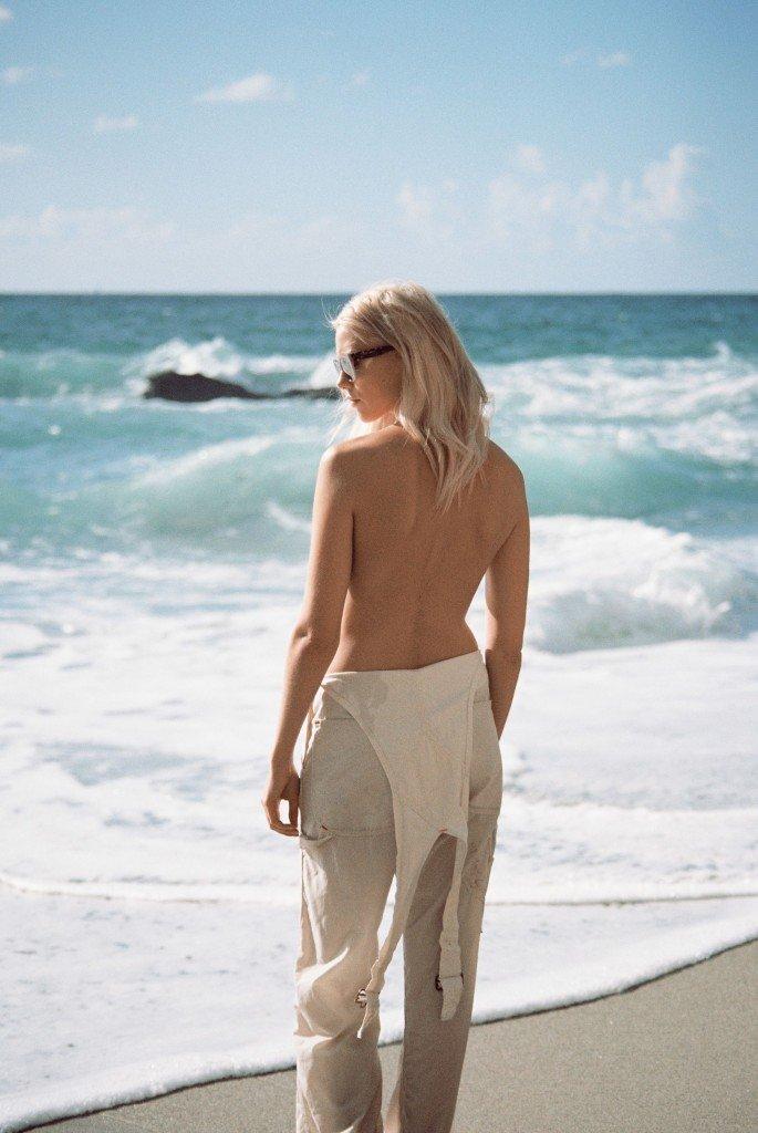 Becca Hiller Sexy & Topless 46