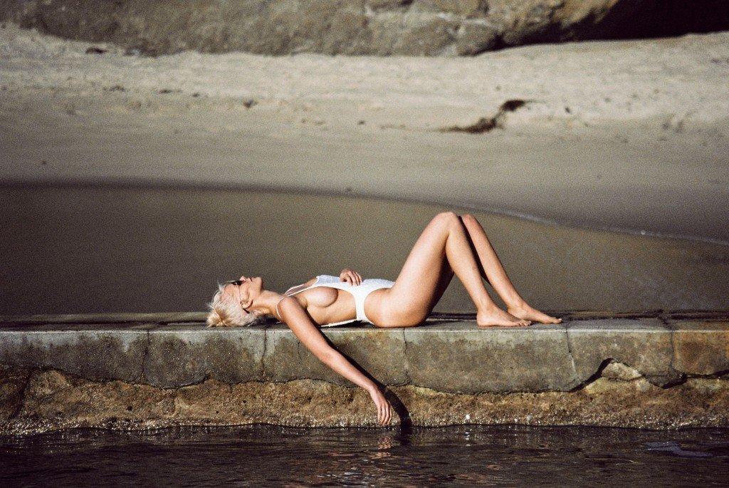 Becca Hiller Sexy & Topless 51