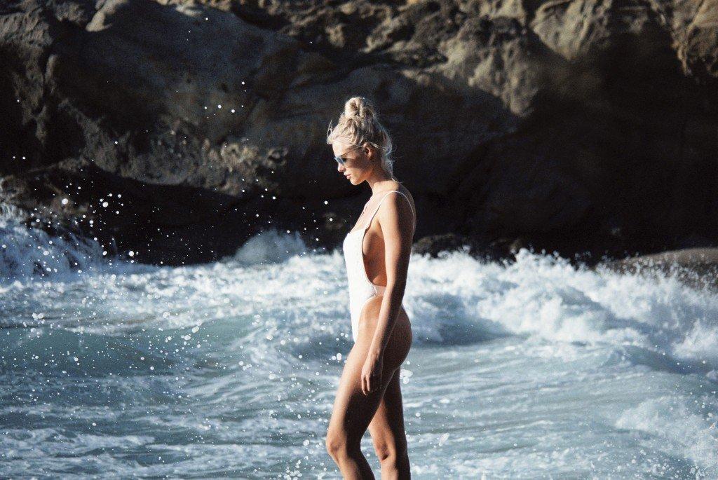 Becca Hiller Sexy & Topless 53