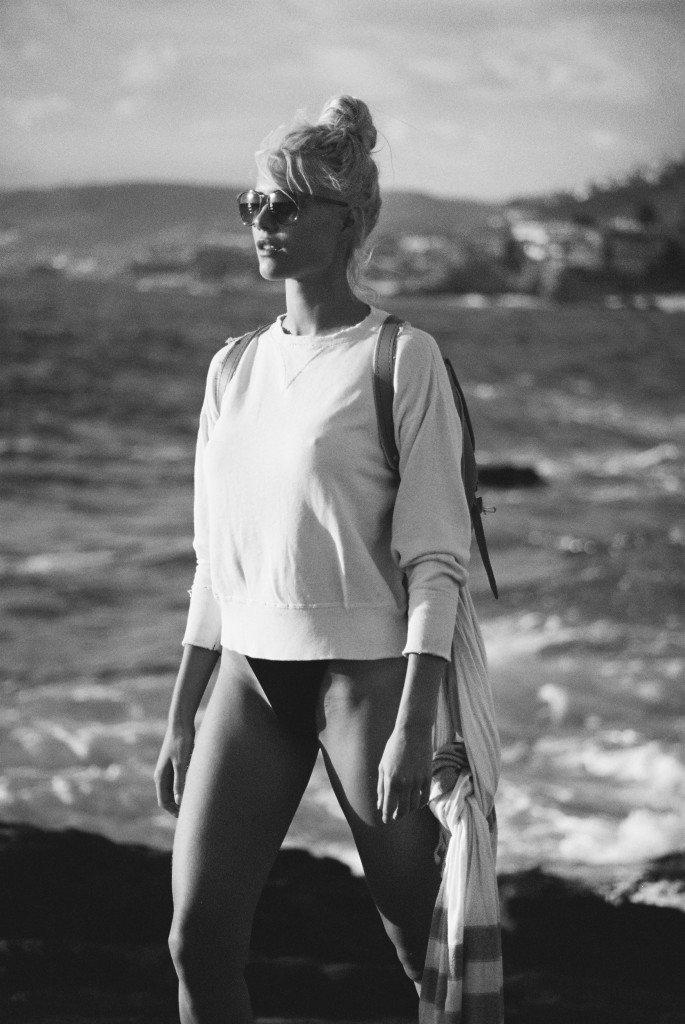 Becca Hiller Sexy & Topless 59