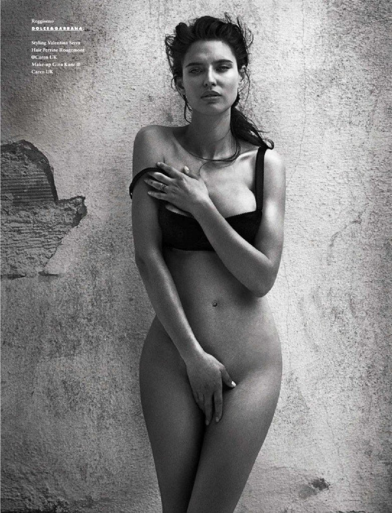 Bianca Balti Nude & Sexy (6 Photos)