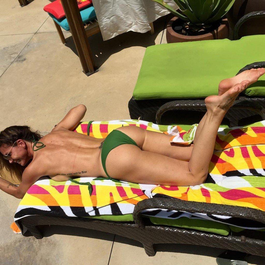 Charisma Carpenter Topless