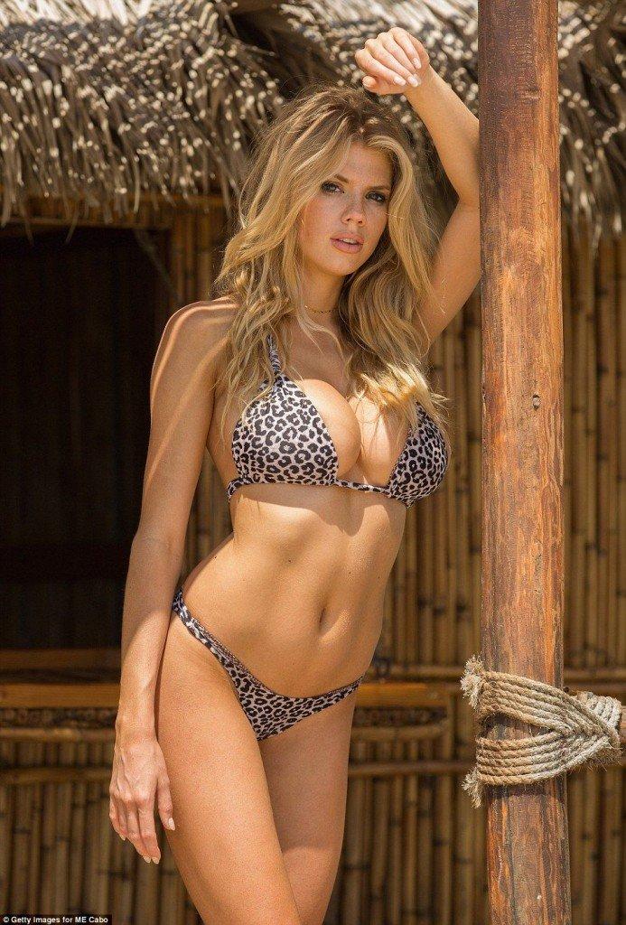 Charlotte McKinney Sexy 10