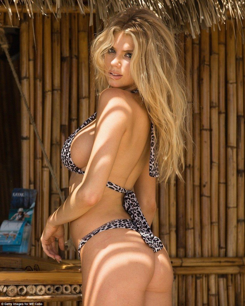 Charlotte McKinney Sexy 3