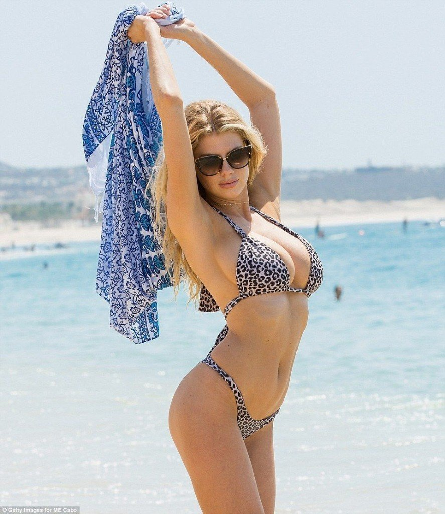 Charlotte McKinney Sexy 7