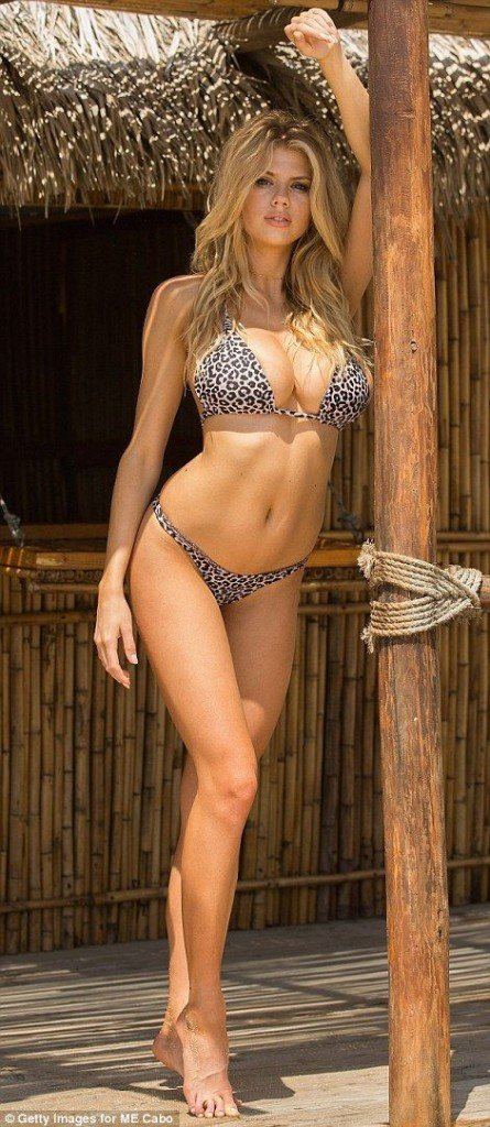 Charlotte McKinney Sexy 8