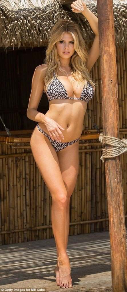 Charlotte McKinney Sexy 9
