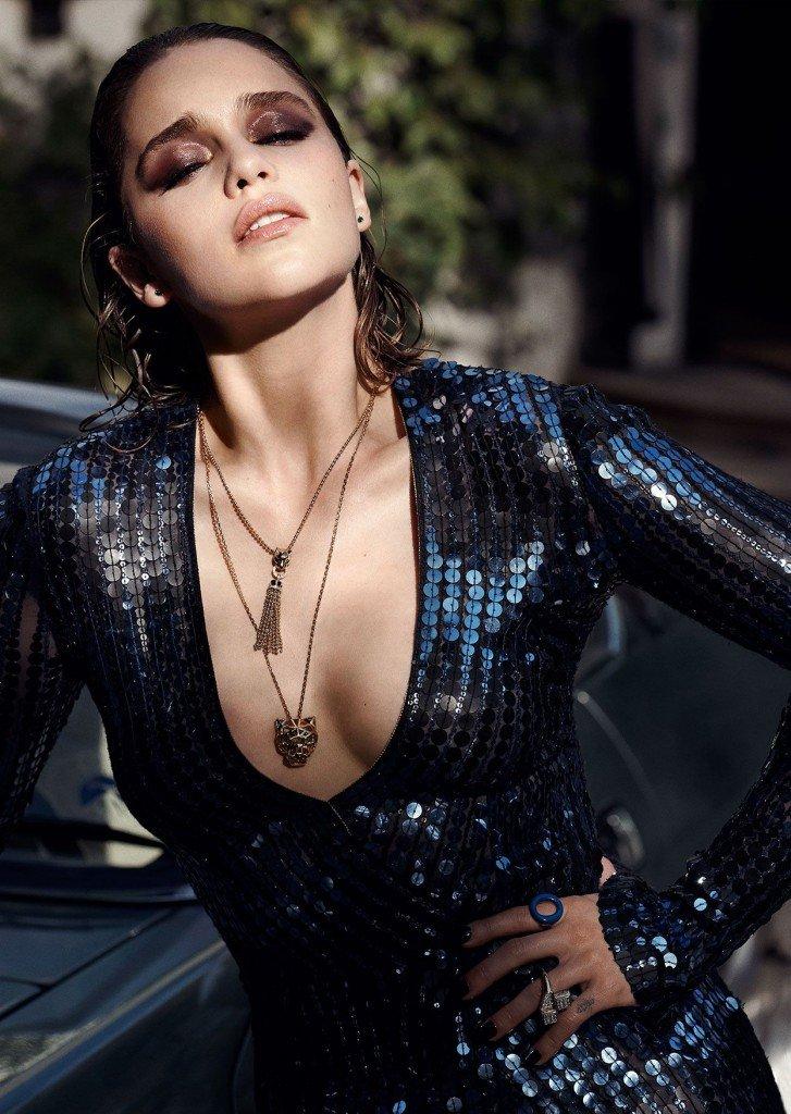 Emilia Clarke Sexy 1