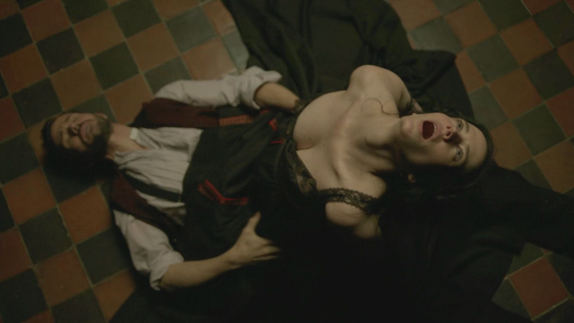 Eva green sexy hot think