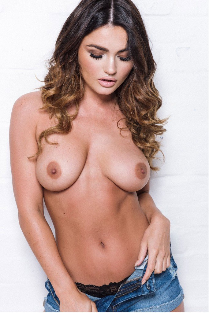 India Reynolds Topless 2