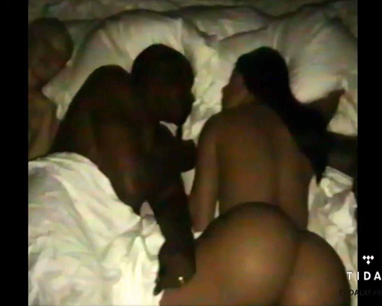 kim kardashian leaked porn