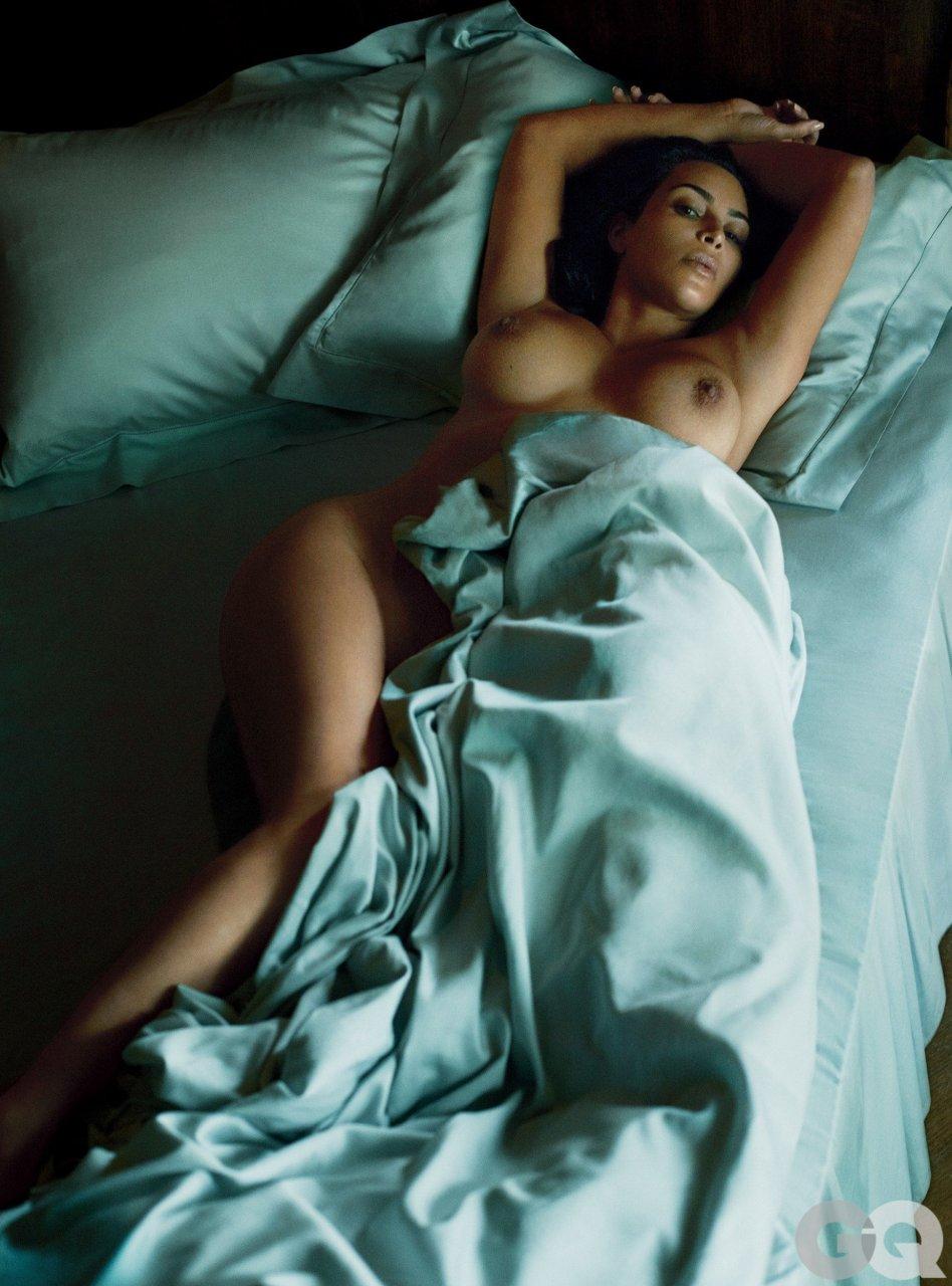 kim kardashian nude naked