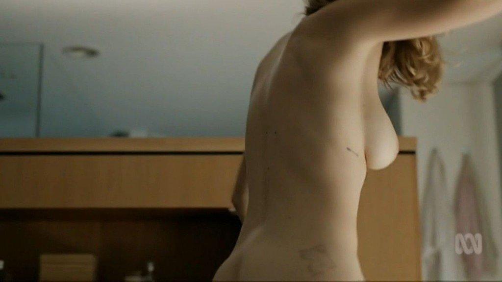 Leeanna Walsman Nude – Cleverman (2016) s01e01 HD 720p