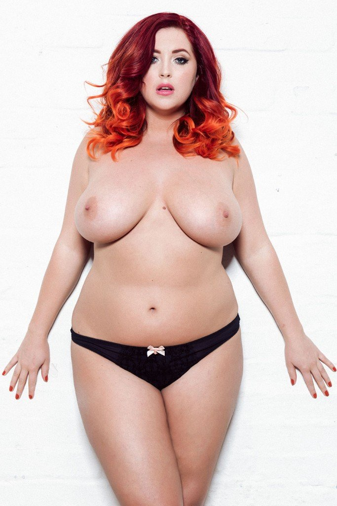 Lucy Collett Sexy and Topless 2