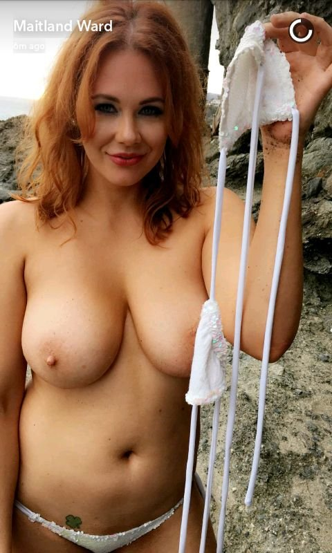 Maitland Ward Sexy & Topless 5