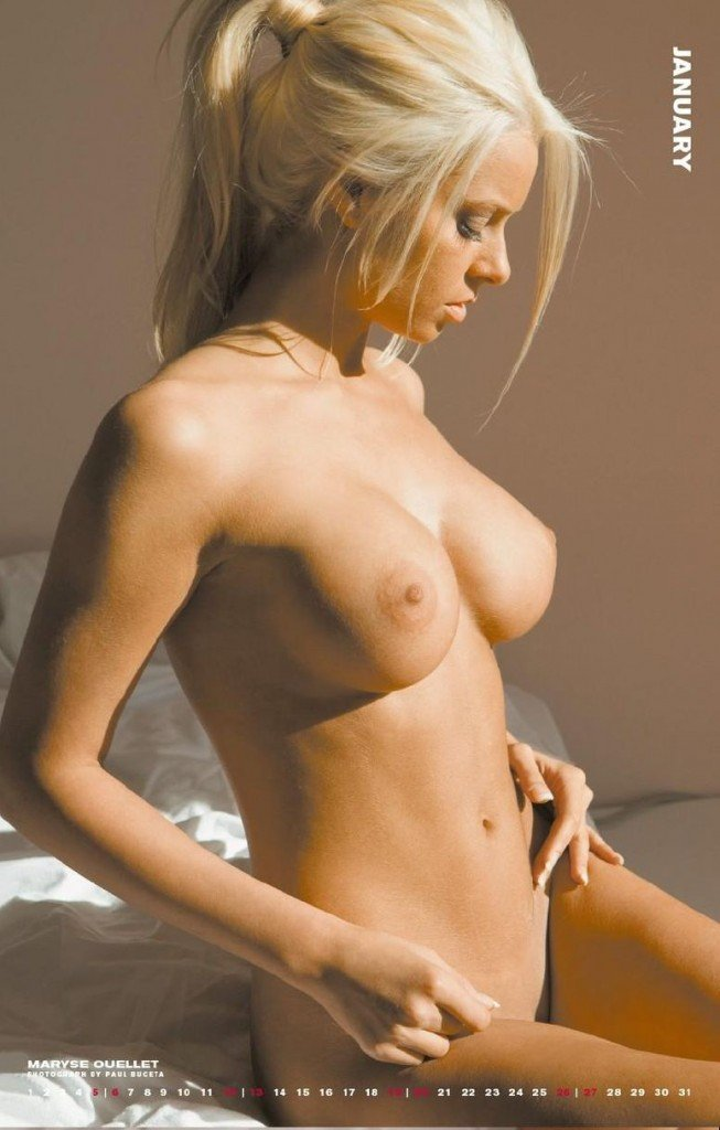 Maryse naked hot sexy very