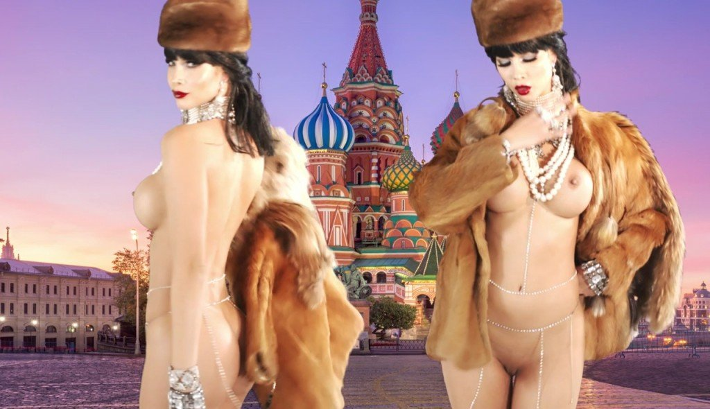 Micaela Schäfer – Erotic Calendar 2017 (34 Photos + BTS Video)