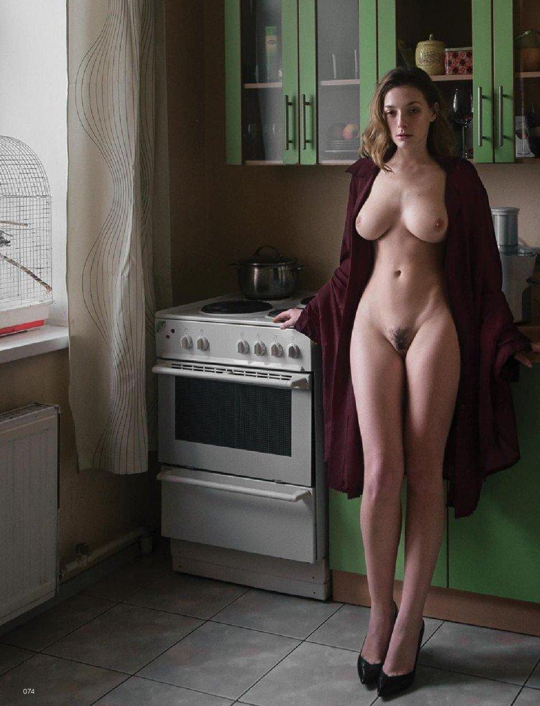Olga Kobzar Nude 4