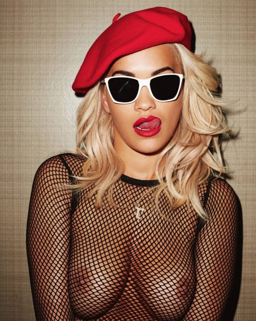 Rita Ora Nude & Sexy 8