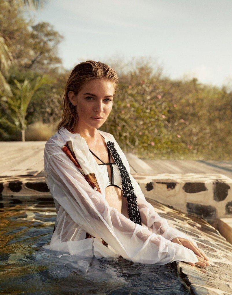 Sienna Miller Sexy & Topless 3