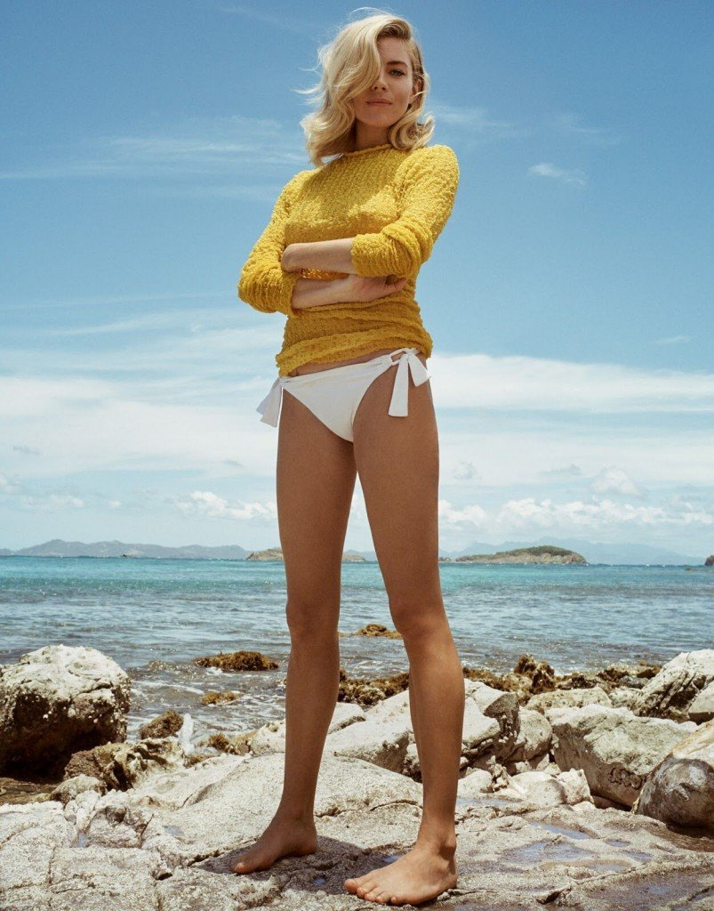 Sienna Miller Sexy & Topless 7