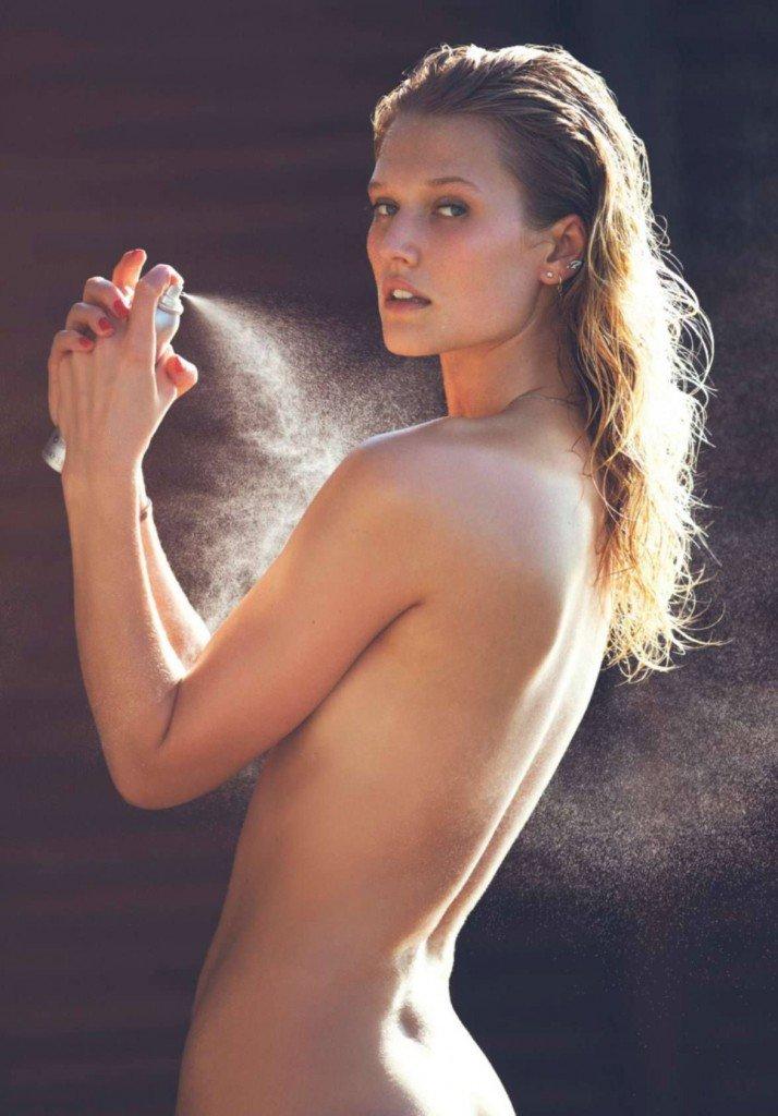 Toni Garrn Topless & Sexy 22