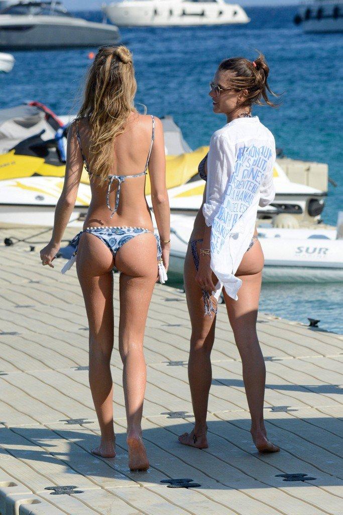 Alessandra Ambrosio & Ana Beatriz Barros Sexy 26