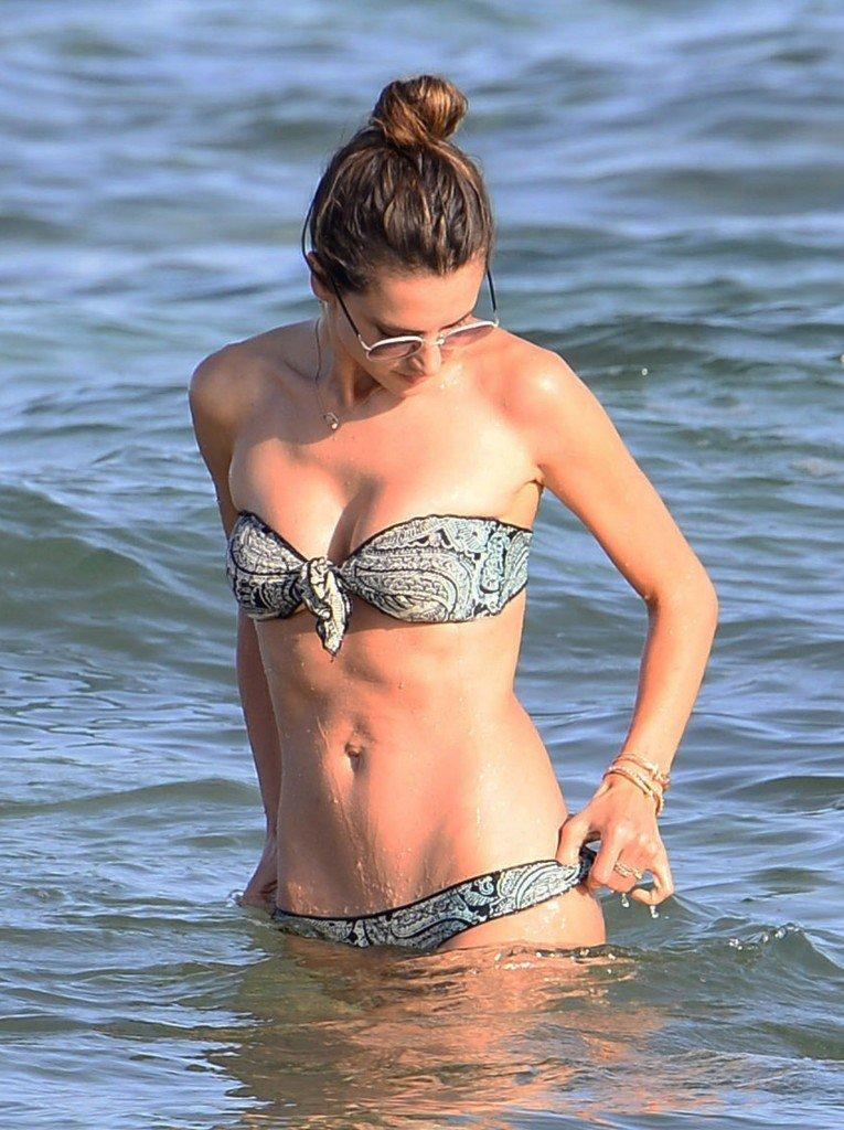 Alessandra Ambrosio Sexy (11 Photos)