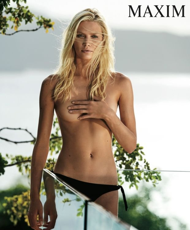 Aline Weber Topless & Sexy 6