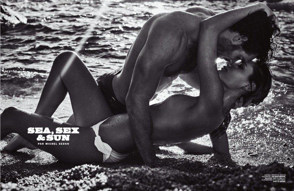 Barbara Di Creddo Nude & Sexy 2