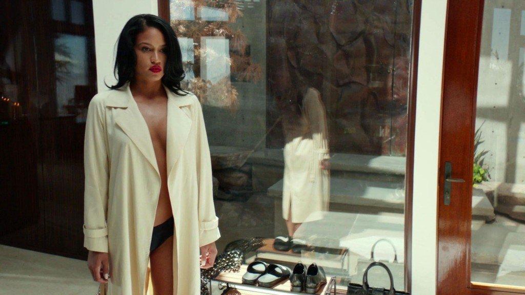 Cassie Ventura Nude – The Perfect Match (2016) HD 1080p