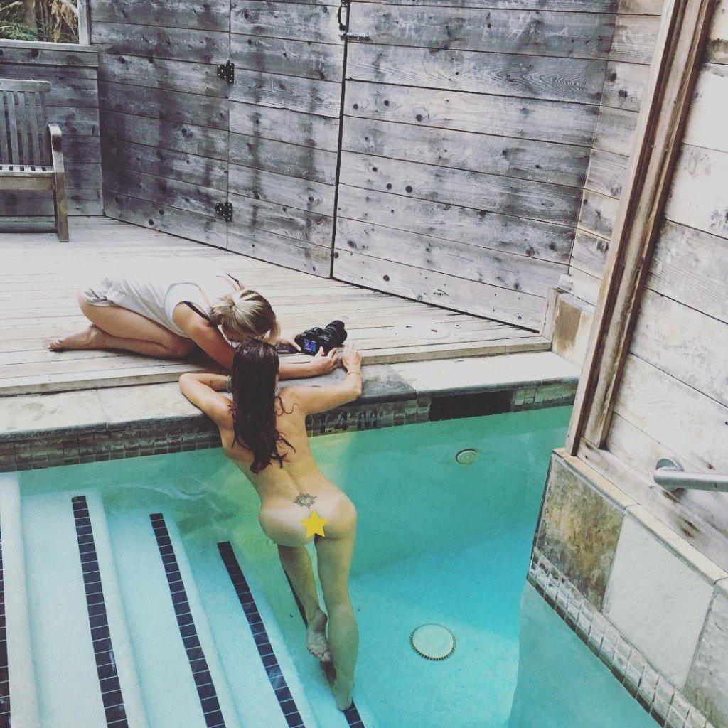 Charisma Carpenter Nude 1