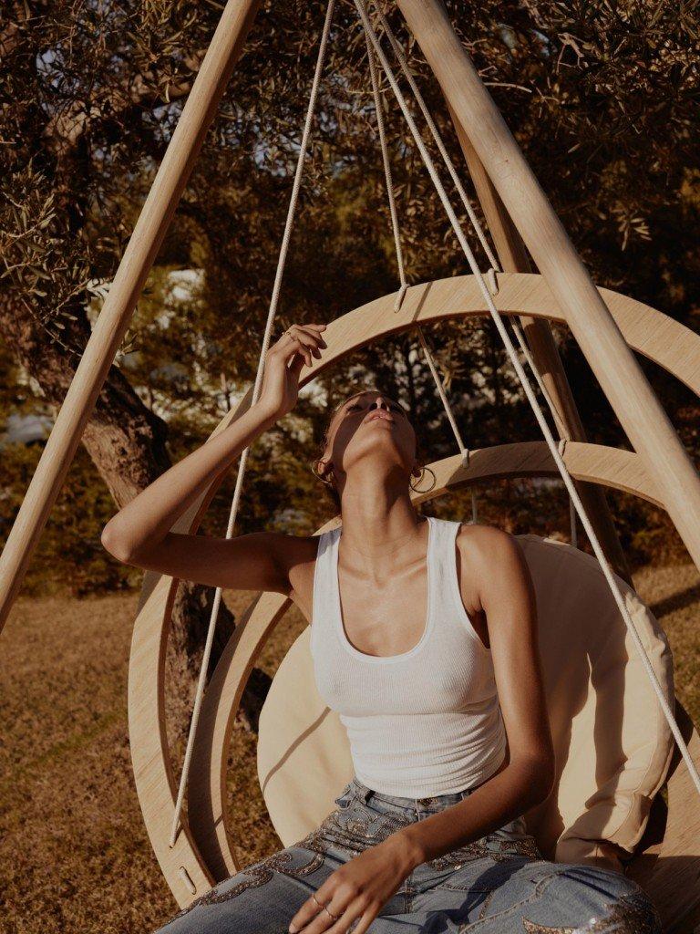 Cindy Bruna See Through (1 Photo)