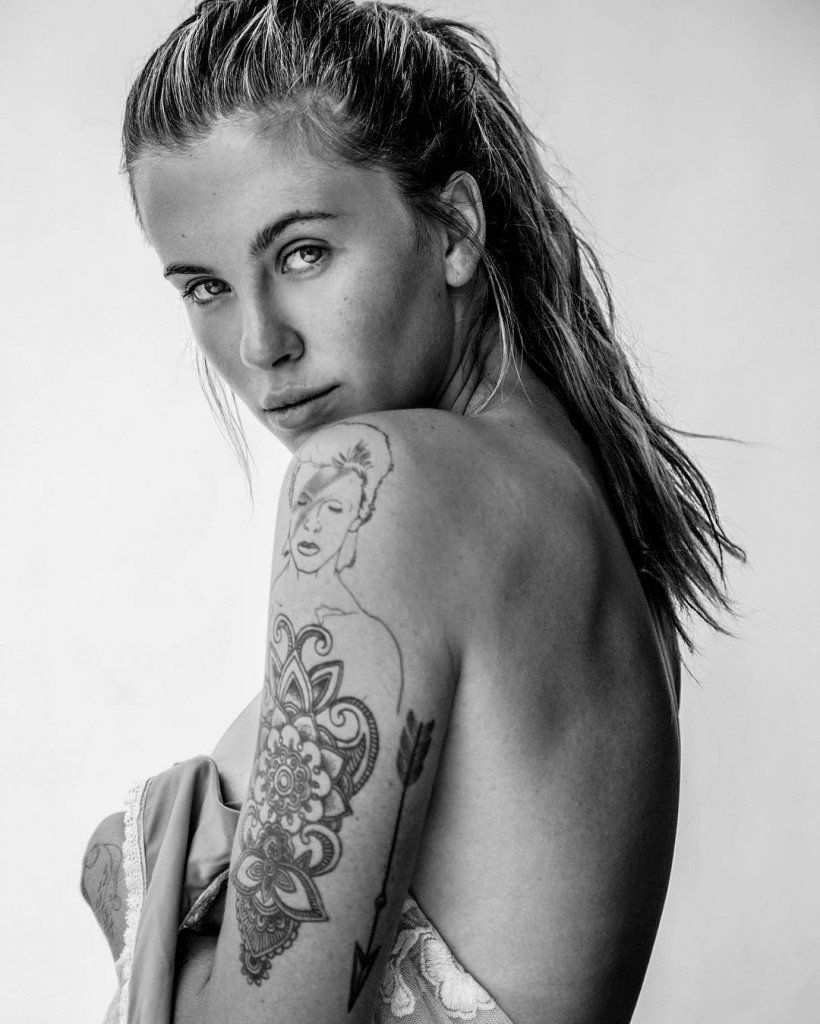 Ireland Baldwin Topless 1