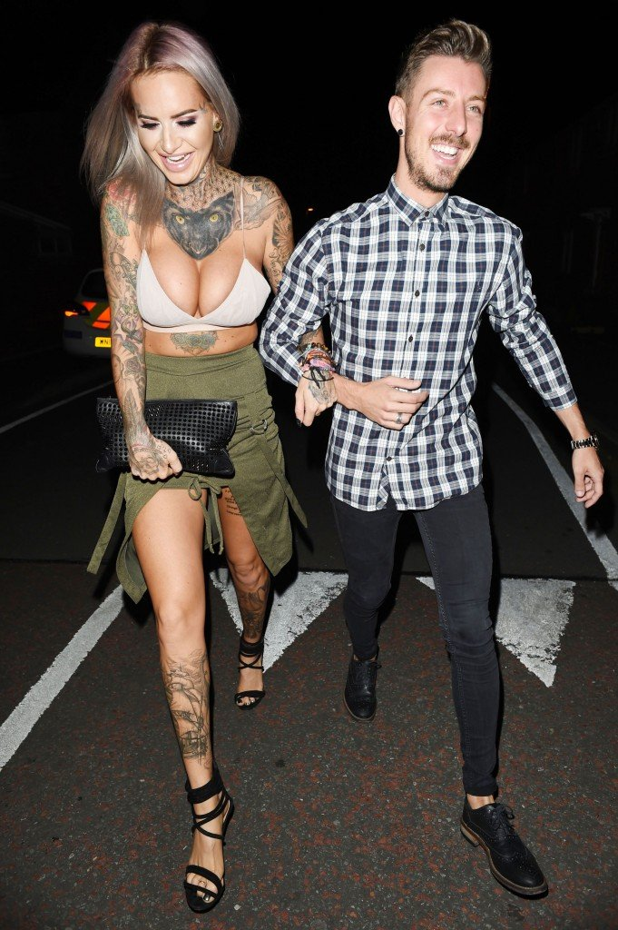 Jemma Lucy Cleavage 11
