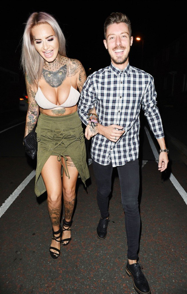 Jemma Lucy Cleavage 13