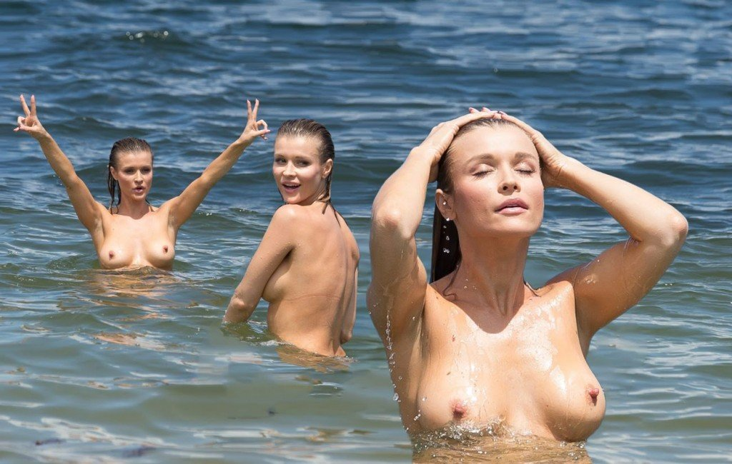 Pascal craymer topless