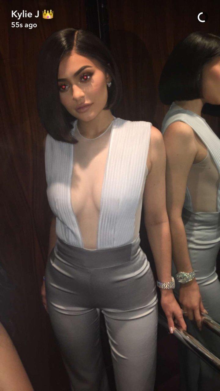 kylie kardashian naked pics