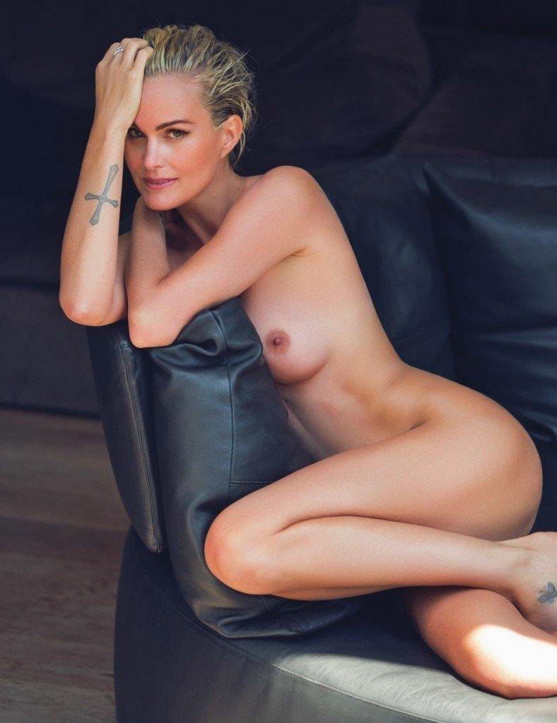 Laeticia Hallyday Nude Sexy 2