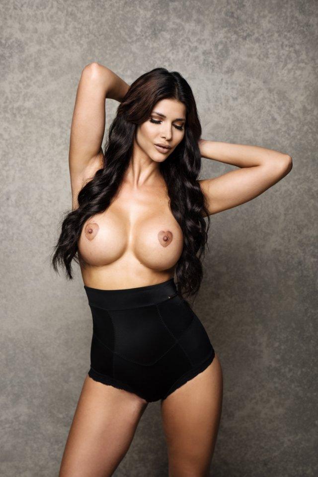 Micaela Schäfer Sexy and Topless (18 Photos)