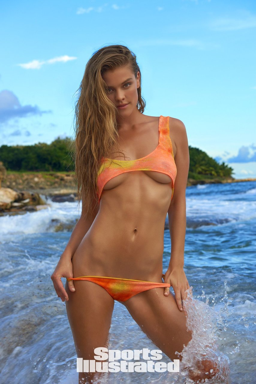 Something also Sports illustrated bikini eddington