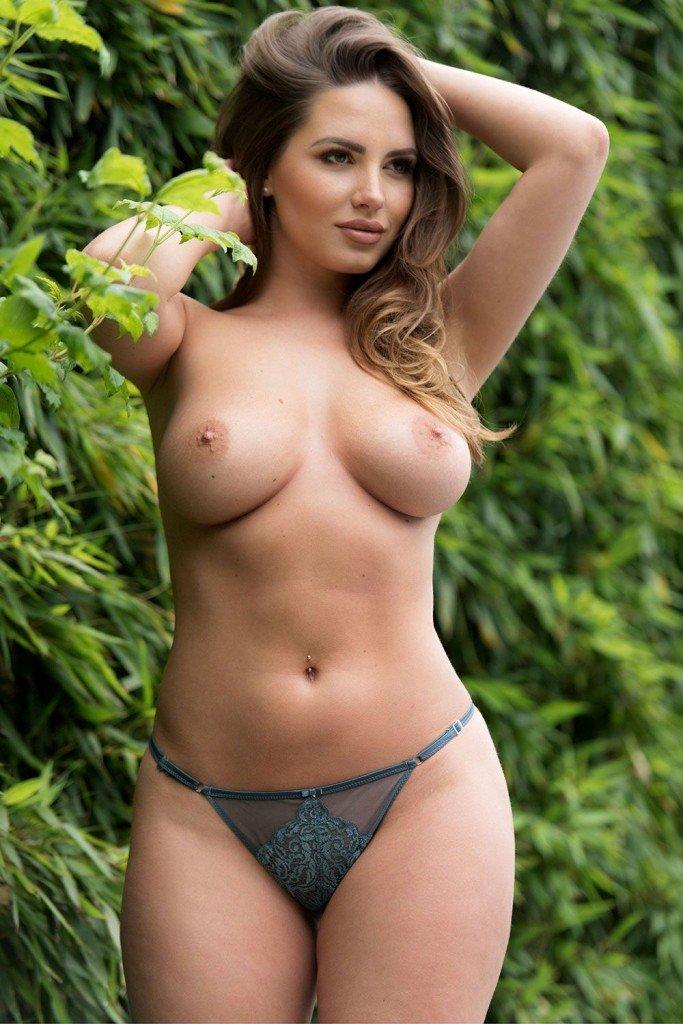 Sabine Jemeljanova Sexy & Topless (4 New Photos – Page 3)